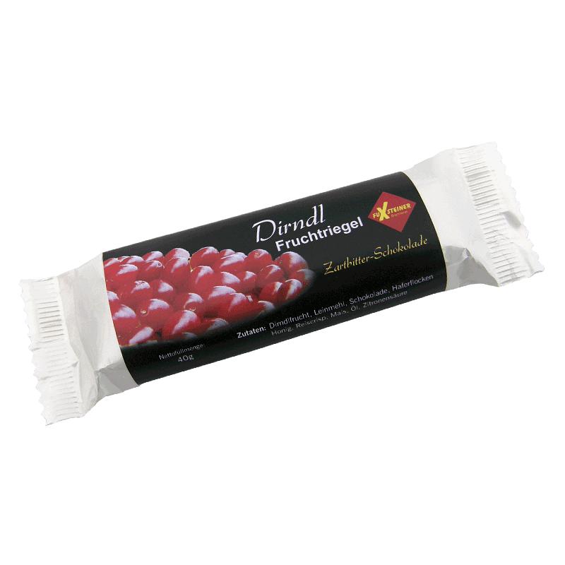 Dirndl Fruchtriegel, 40 g (verschiedene Sorten)