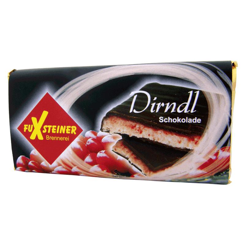 Dirndl Schokolade, 65 g