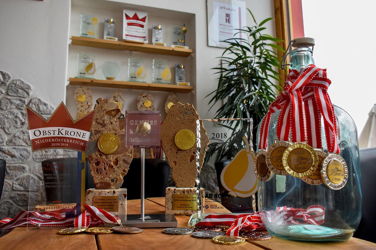Read more about the article Wissenswertes aus der Destillerie