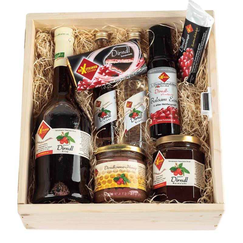 Original Pielachtaler Dirndl Box – Botschafterin der Region (Nr. 1)