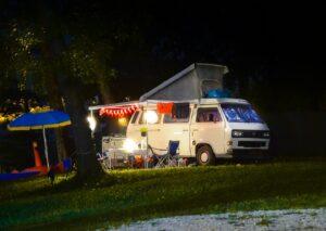 Camping bei Fuxsteiner